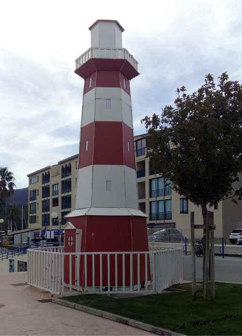 Le port d'Argeles sur mer ...