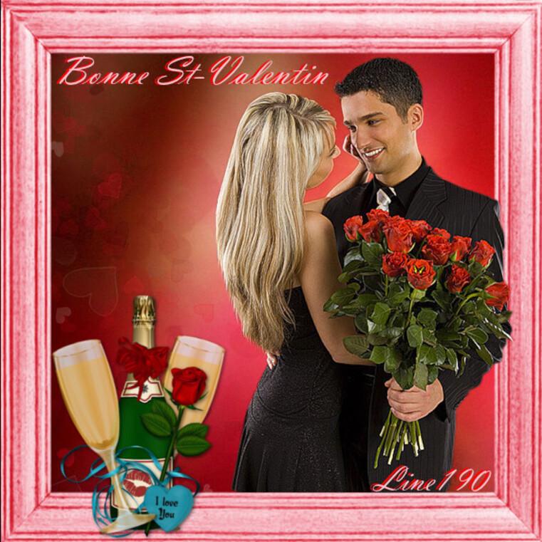 Bonne semaine et Joyeuse St-Valentin