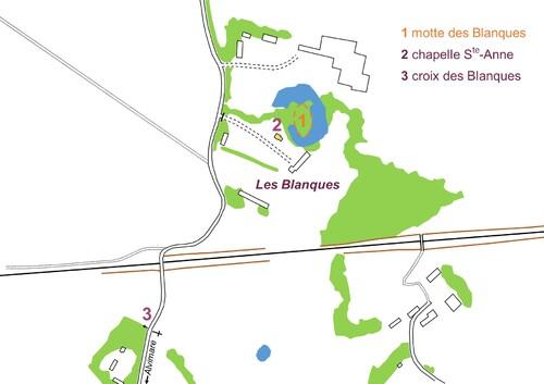 LES REMPARTS D'ALVIMARE (Seine-Maritime)
