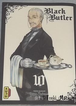 Black Butler - tome 10