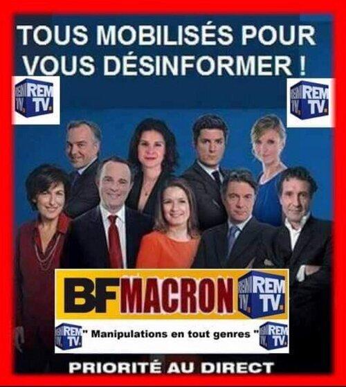 On ne peut cacher la réalité éternellement même lorsque l'on s'appelle Macron?