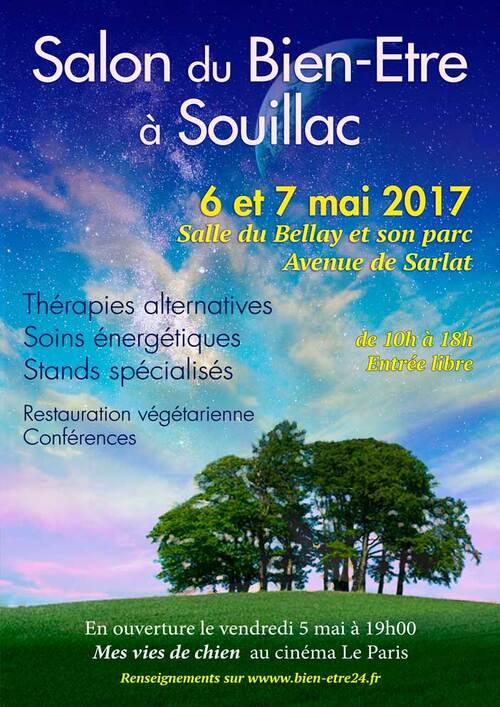 06 07 Mai 2017  Salon Bien Etre SOUILLAC 46