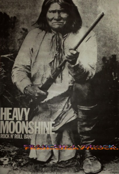 HEAVY MOONSHINE (1968-1970)