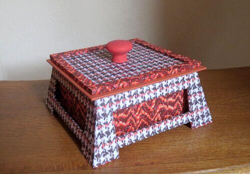 une boîte originale