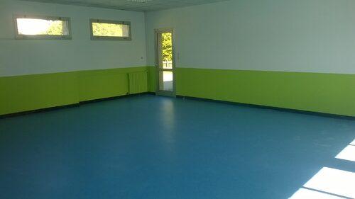 Rénovation des salles