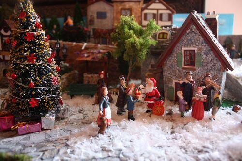 suite du village Noël 2016