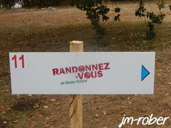 Nouvelle Aquitaine-Limousin-Haute-Vienne: Randonnez-vous 2016 (2) ,un dimanche de fête pour 3000 marcheurs