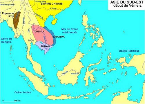 Histoire Moderne 2:  L'Asie du Sud-Est  - La nouvelle Asie