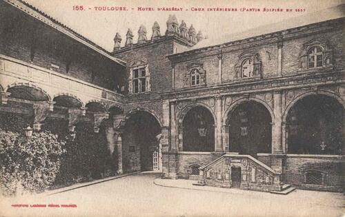 Hôtel d'Assezat à Toulouse