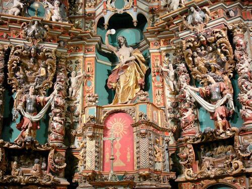 Collioure (Pyrénées-Orientales) :Château royal et l'église Notre Dame des Anges
