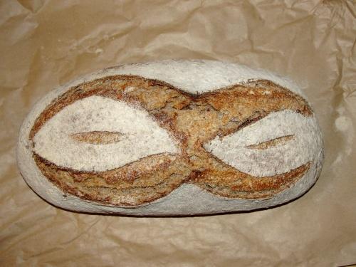 """Du pain complet aux """"Epis d'Antide"""" à Montliot..."""