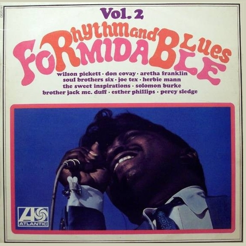 "Série "" Formidable Rhythm & Blues Vol 2 "" Atlantic Records 0820141 [ FR ]"
