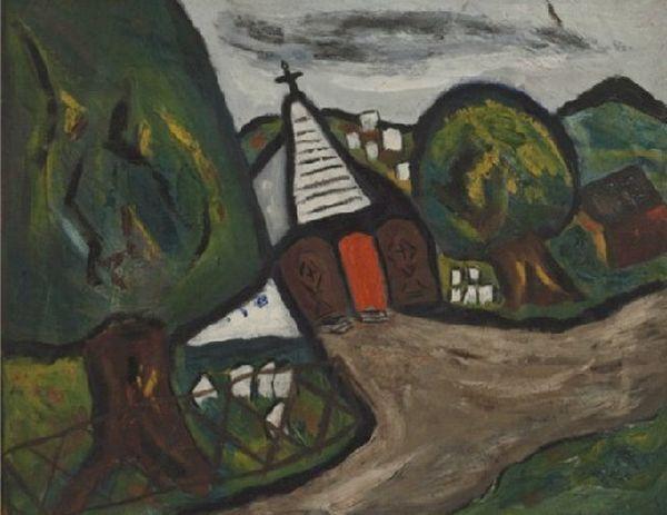 T.-Stamos-Village-Church--1943.jpg