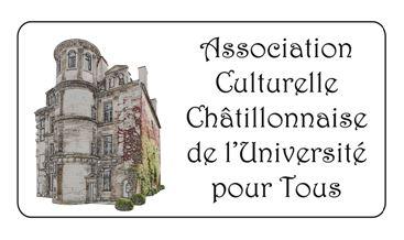 Programme de l'Association Culturelle Châtillonnais  pour 2015-2016