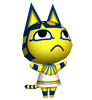 Nafarti animal crossing WII