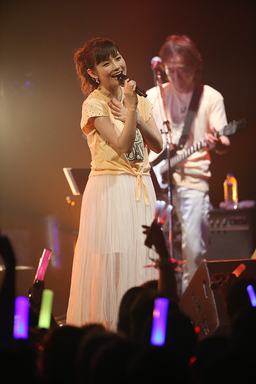 Abe Natsumi Special Live 2013~twinkle night~