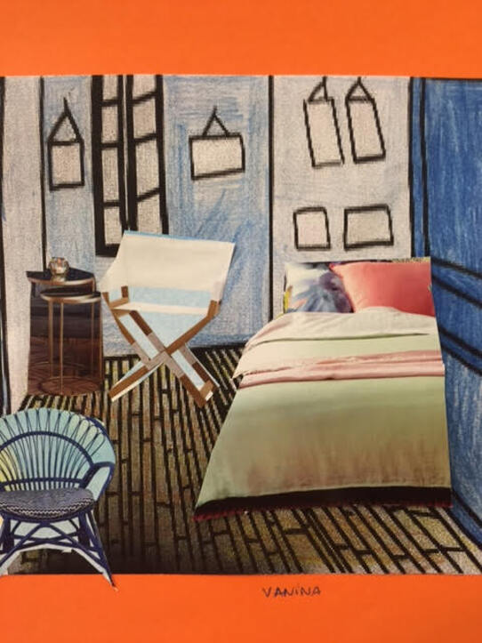 Et si nous étions dans la chambre de Van Gogh?