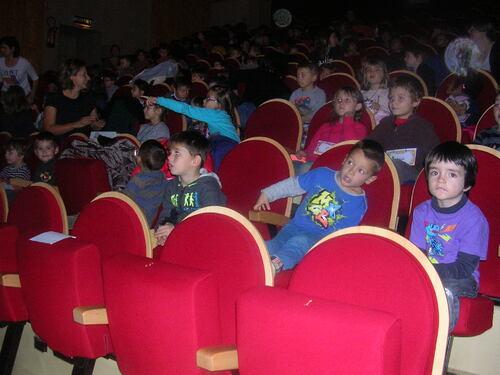 * Ecole et cinéma *