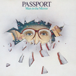 Passport - Man In The Mirror - Complete LP
