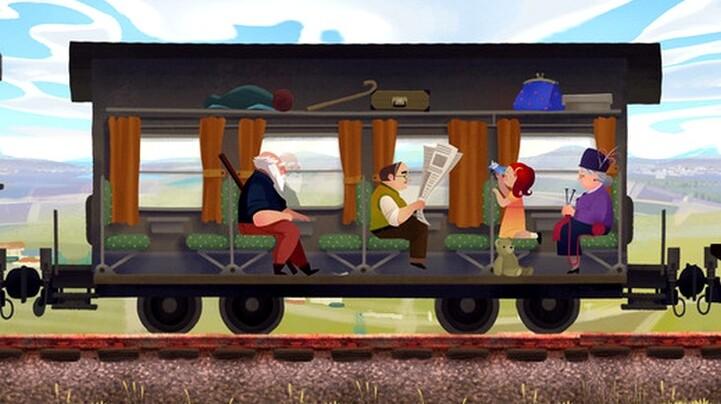 Le jeu mobile du jour : Old Man's Journey (App Store / Google Play / Steam)