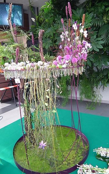 Championnat de France des fleuristes 2015