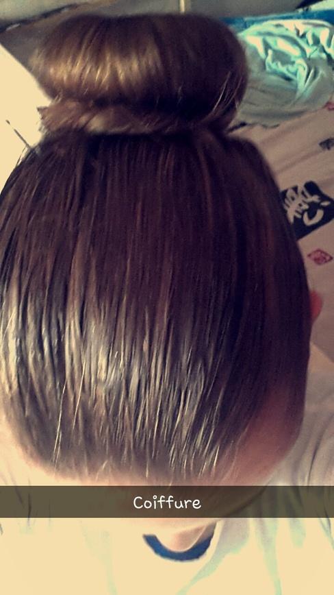 coiffure pour la compétition