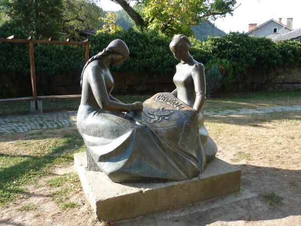 Jour 12 - Triavna - Monument