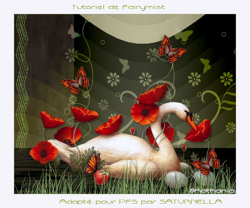 Michounette: Tuto de Fairymist