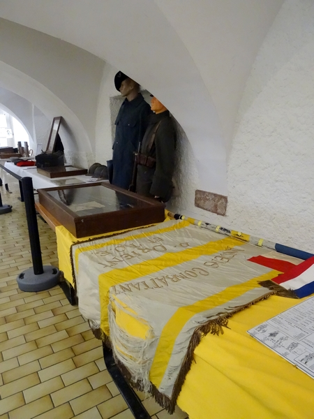 """""""Une autre vision de la guerre 1914-1918"""" , une exposition Salle des Bénédictines"""