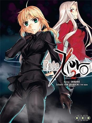 Fate zero - Tome 02 - Takashi Takeuchi & Gen Urobushi