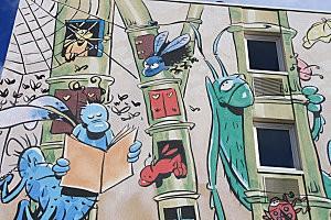 fresque Angoulême 42
