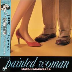 Masaki Matsubara - Painted Woman - Complete LP