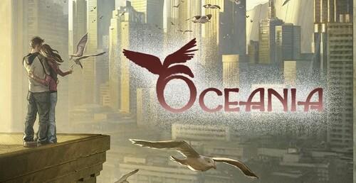 Océania T1 : La Prophétie des Oiseaux - Hélène Montardre