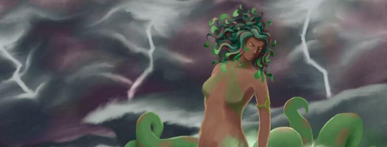 Nouvelle Créature : Zina Okkazak
