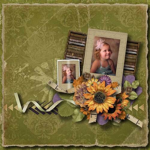 Autumn Breeze by dentelle scrap