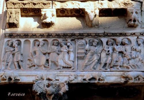 De l'art romain à l'art roman