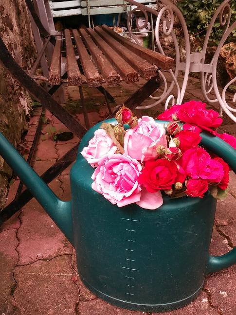 Bouquet éphémère