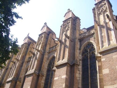 Ambiance Toulousaine Cathédrale Saint Etienne