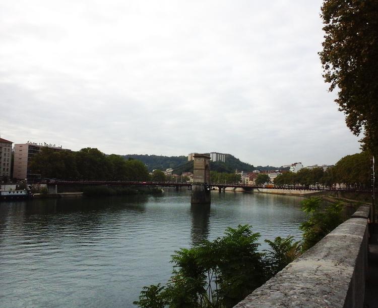 Escapade à Lyon - Ici et là