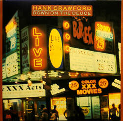 Hank Crawford - Down On The Deuce - Complete LP