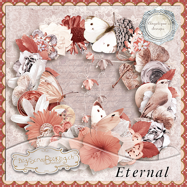 Eternal de Angelique's scrap