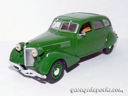 Berliet 11cv Dauphine 1939