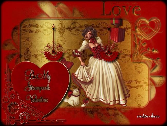 ma participation saint valentin pour obeline