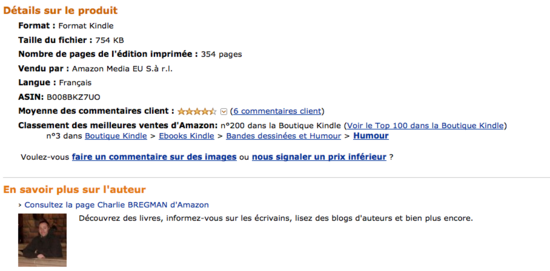 20130210 Vivement_l'amour top_100_ebooks_Kindle