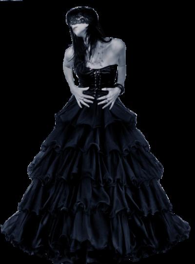 Sorcières et filles Gothiques