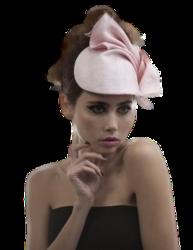Női - kalapos tubek