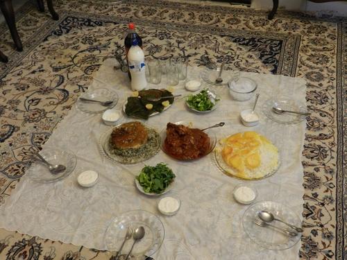 Iran Ispahan suite et fin