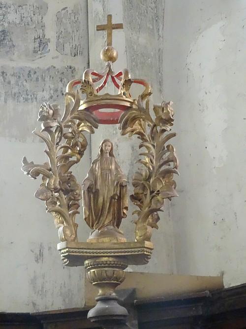 L'église de Belan sur Ource