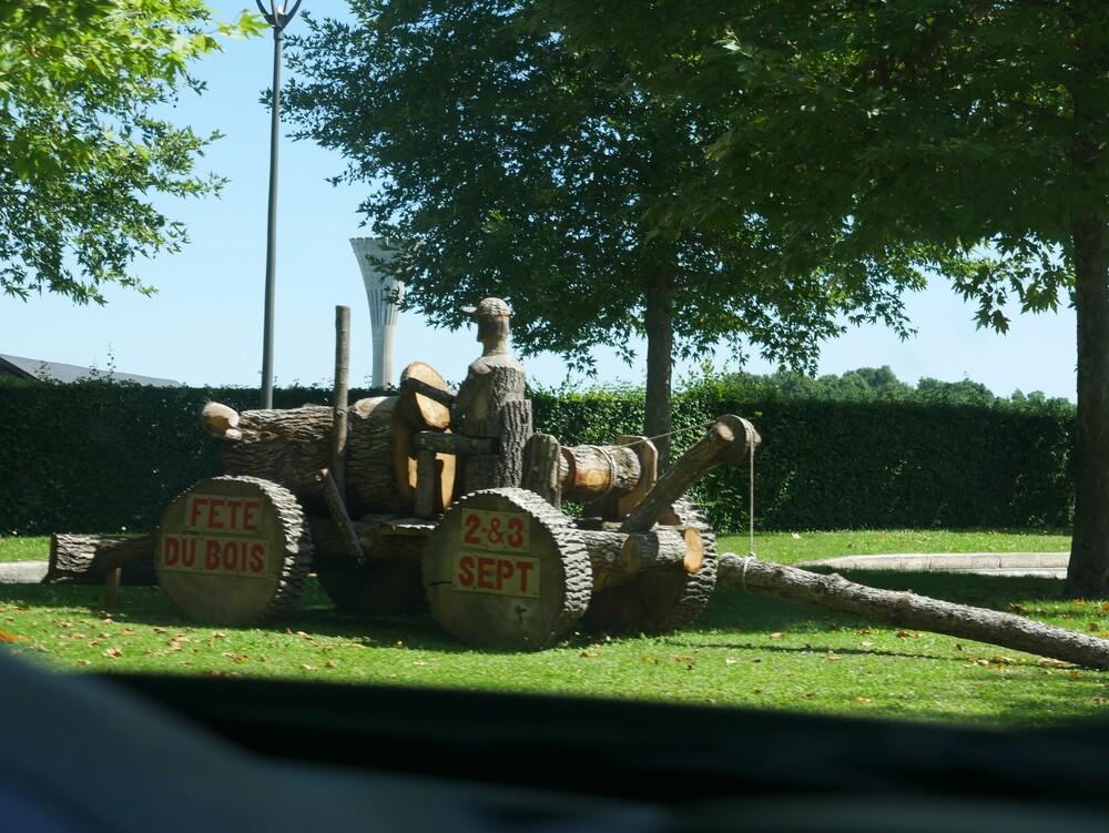 Entre Châteauneuf sur Loire et Giens - Loiret