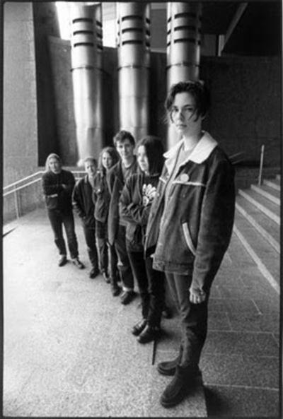 Live : Stereolab - Black Session - 30 Mars 1993